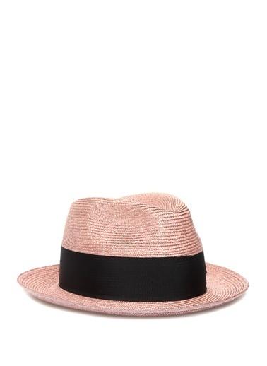 Grevi Şapka Pembe